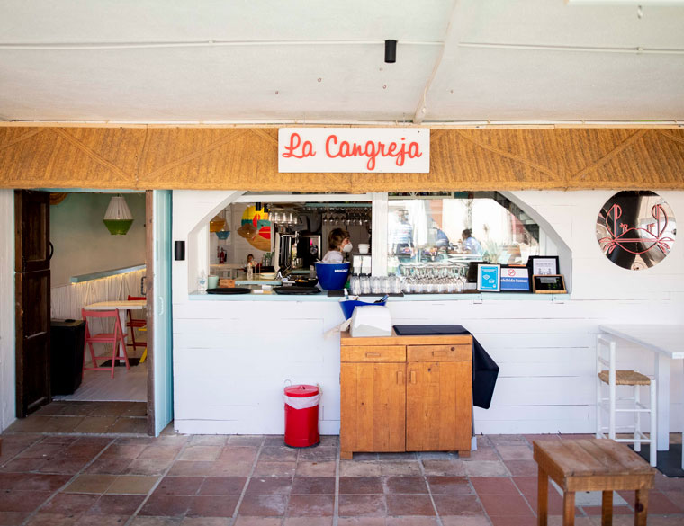 Restaurante La Cangreja Cabo de Palos